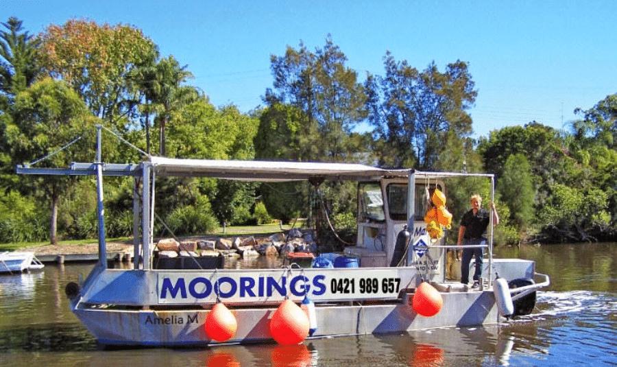 Moorings - Moorings